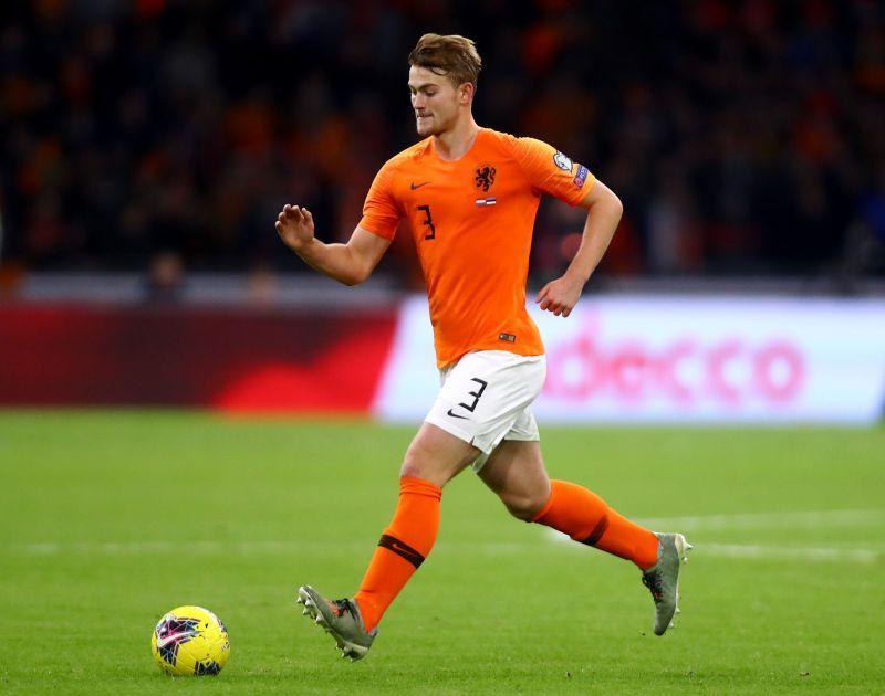 Netherlands have a seriously good center-back pairing in Van Dijk and De Ligt