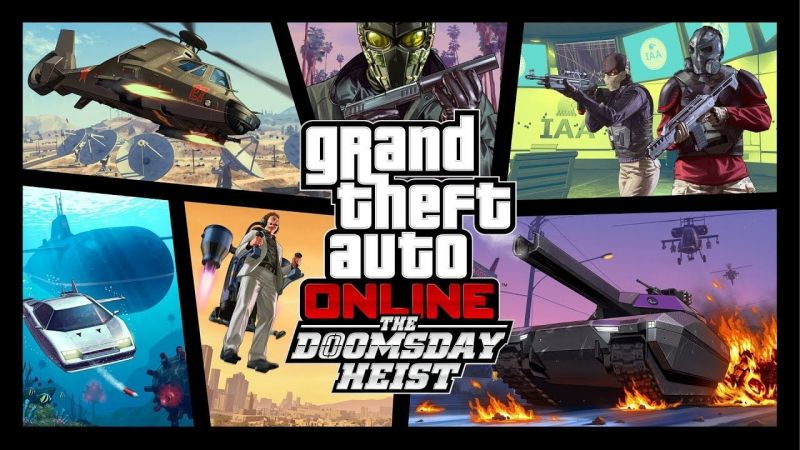 The Doomsday Heist is one of the highest paying Heists in the game