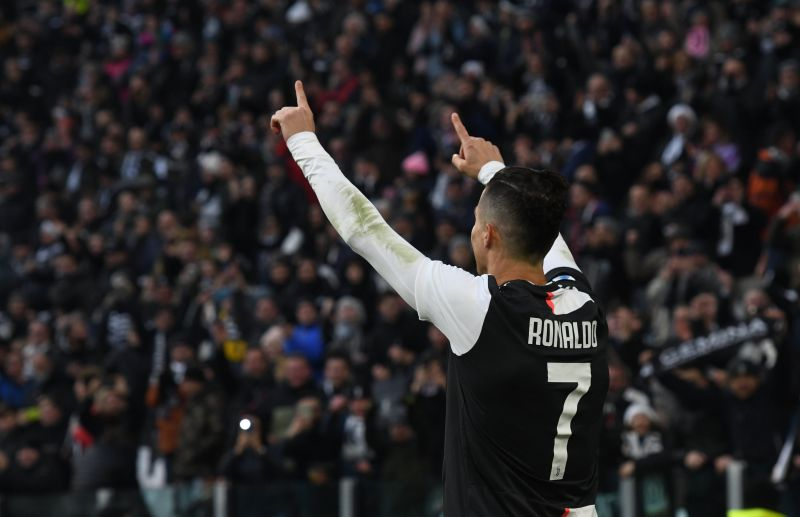 Cristiano Ronaldo is a key figure for Juventus.
