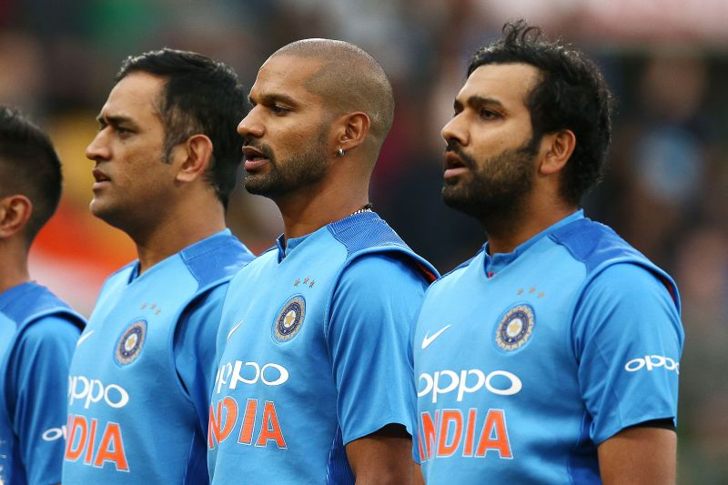Shikhar Dhawan and Rohit Sharma have been one of the world