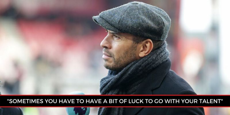 Collymore spoke in detail about the newly crowned EPL champions