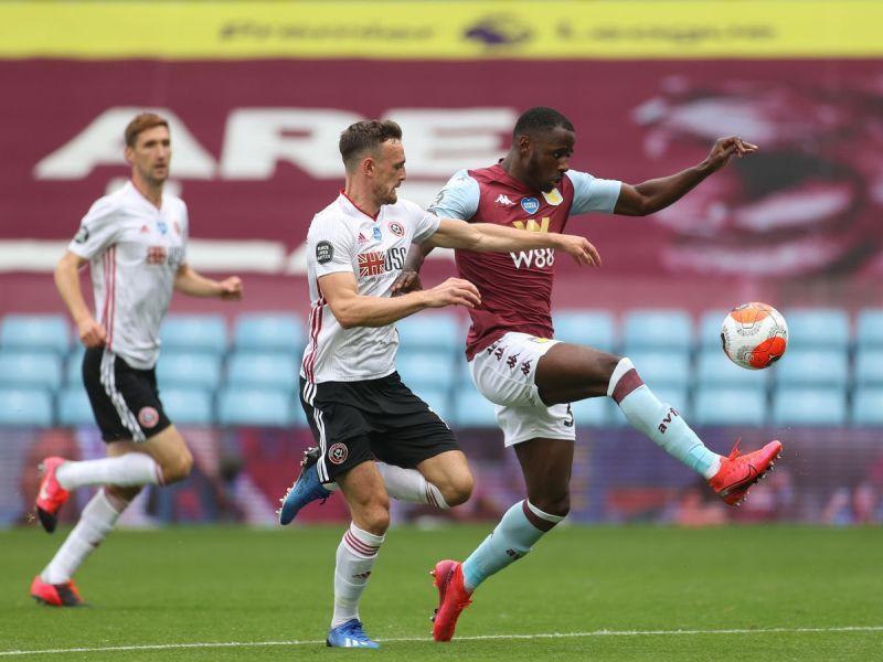 Keinan Davis fired 5 shots against Sheffield United. Enter caption
