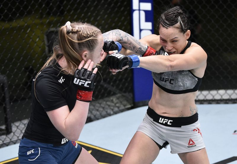 UFC Fight Night: Hansen v Frey