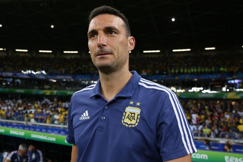 Argentina manager Lionel Scaloni almost led Argentina to Copa America victory in 2019.