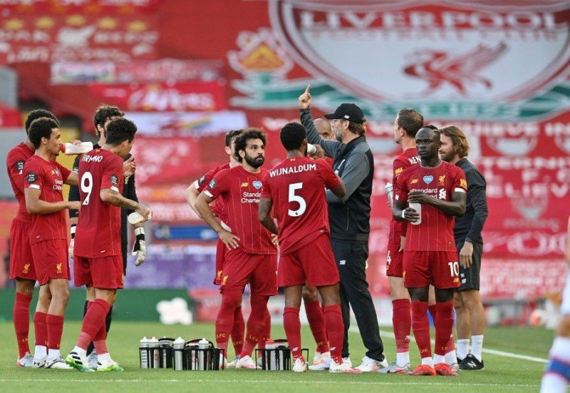 Champions Liverpool will be a team to watch out for till the end of the season.