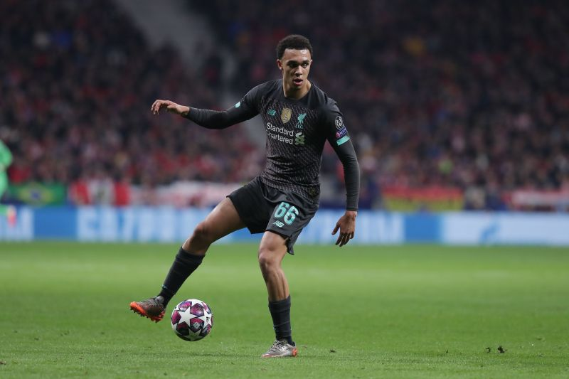 Alexander-Arnold has become one of the best players at his position in the Premier League