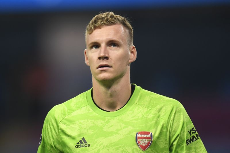 Bernd Leno is one of Arsenal