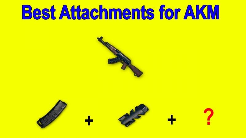 Best attachments for the AKM