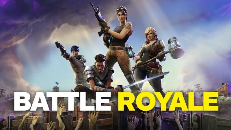 Battle Royale games (image via essentiallysports)