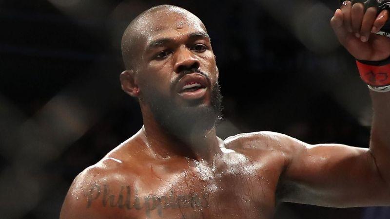 Jones to face Tyson?