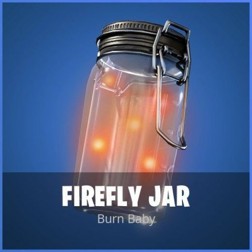 Fortnite adds new weapon, Firefly Jar, to the game