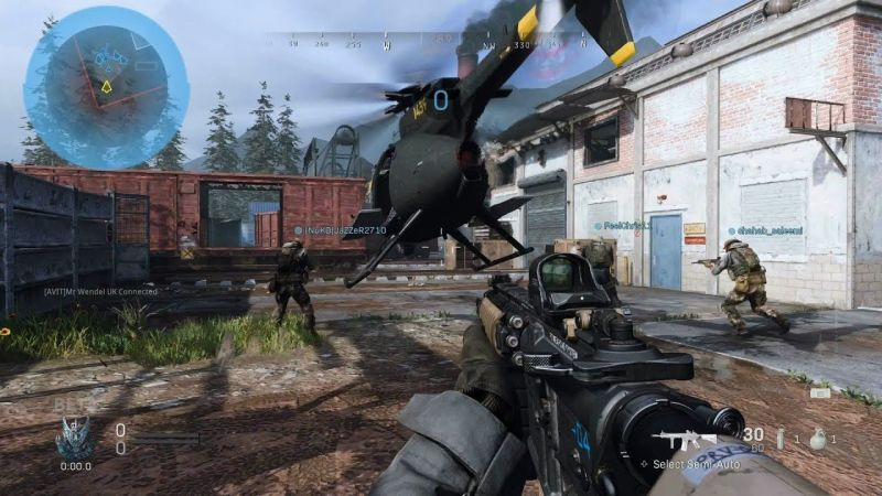 COD: Modern Warfare (picture credits: nocommentarygaming, youtube)