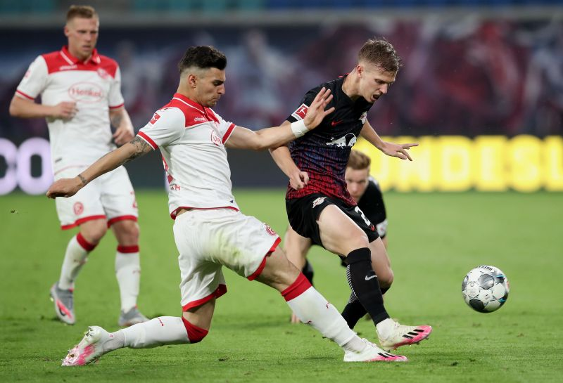 RB Leipzig managed to get Dani Olmo despite Barcelona