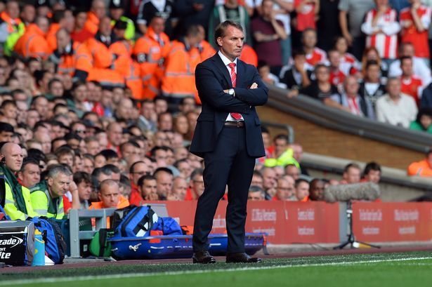 Brendan Rodgers was relieved as the Liverpool manager after a string of poor results.