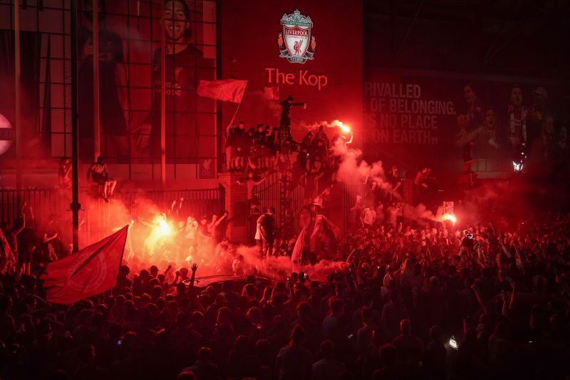 Liverpool won its first EPL title in over three decades