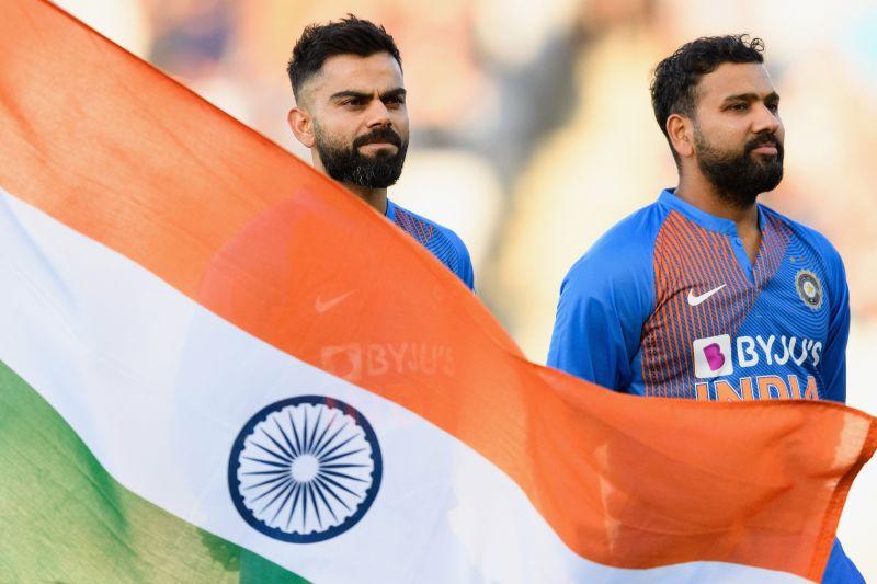 Rohit Sharma and Virat Kohli are the pillars of the Indian cricket team