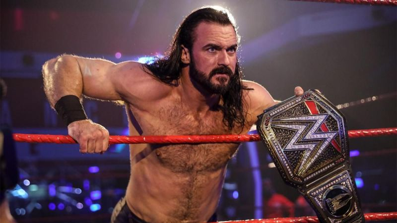 Could Drew McIntyre retain his title thanks to a betrayal?