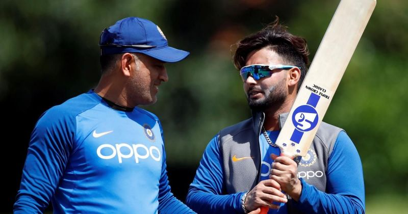 Rishabh Pant has been under fire lately