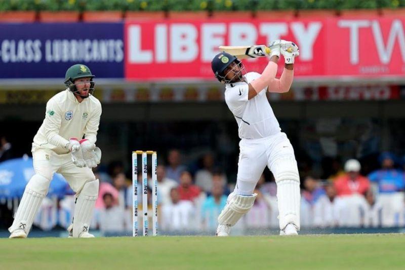 उमेश यादव ने मात्र 10 गेंदों में तूफानी पारी खेलते हुए इतिहास रचा था