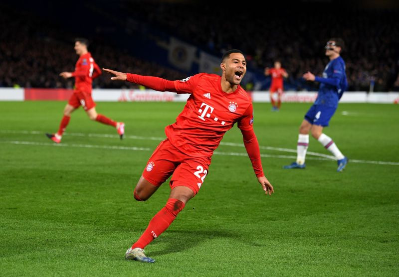 Gnabry is now one of the best wingers in the world, let alone in the Bundesliga