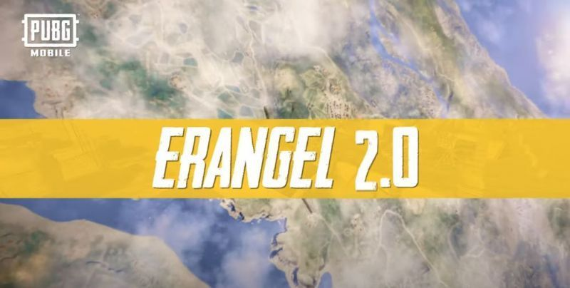 Erangel 2.0 has come to the Chinese beta version.