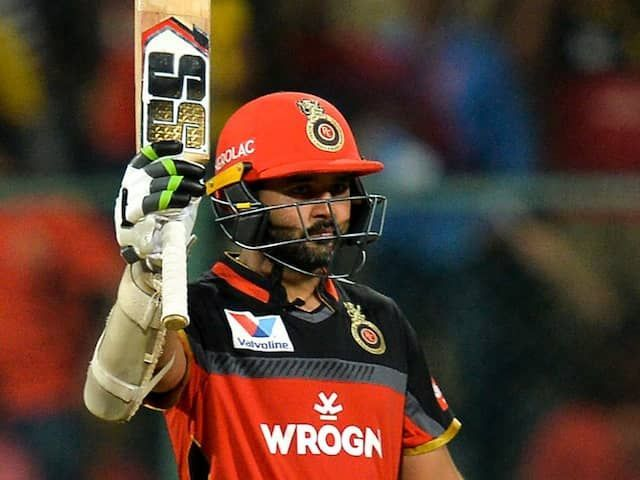 Parthiv Patel in action for RCB