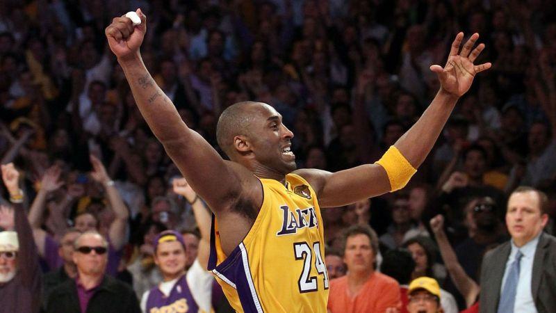 Kobe Bryant - cropped