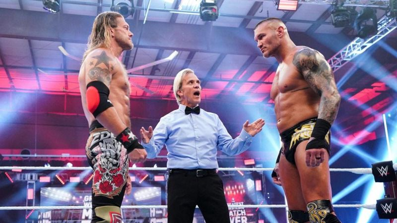 WWE has had some great wrestling matches in 2020.