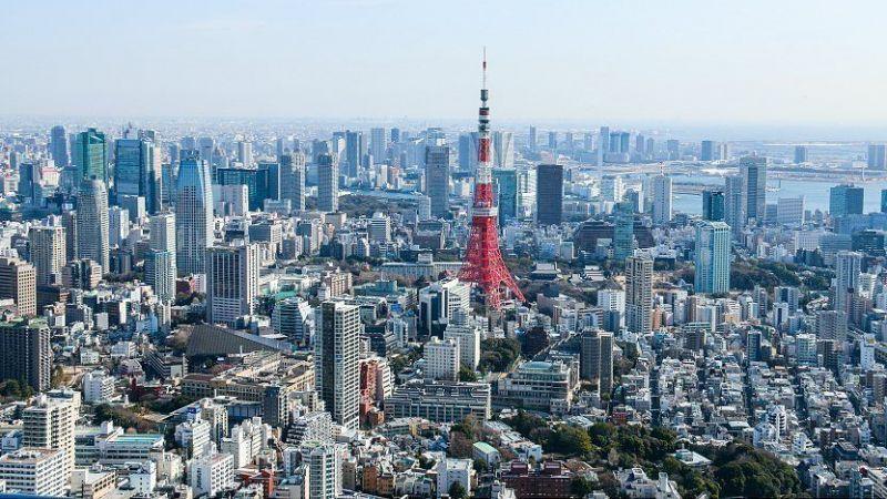 Tokyo. Image: Japan Guide.