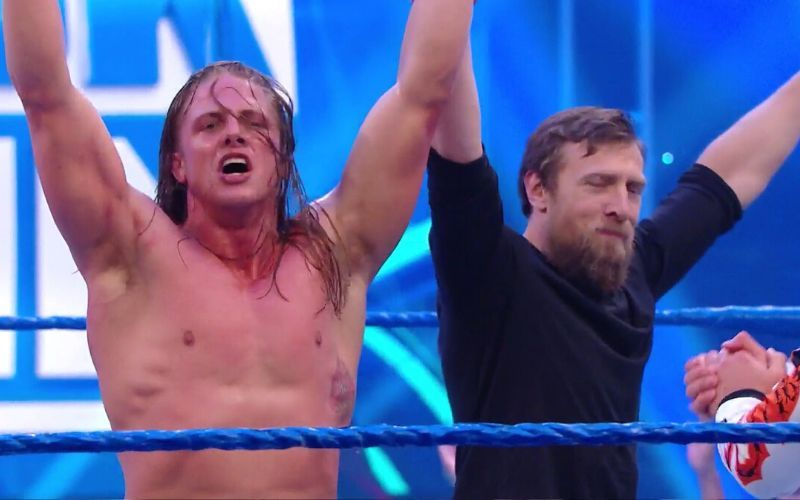 Matt Riddle: McMahon Considers WWE Star Young Shawn Michaels 1