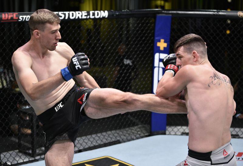 UFC Fight Night: Allen v Daukaus