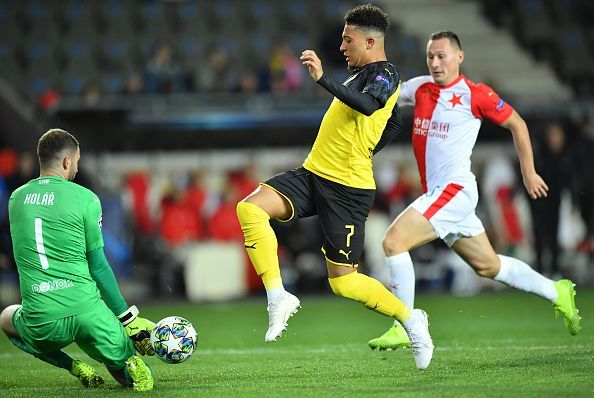 Jadon Sancho is one of the hottest transfer prospects and is currently the talk of the town
