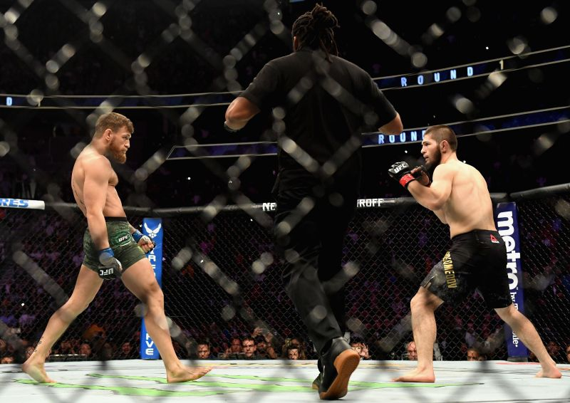 Khabib and McGregor have become the premier rivalry in the sports of Mixed Martial Arts.