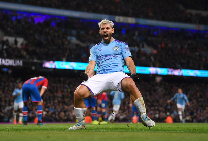 Sergio Aguero is the 4th highest scorer in Premier League history - but can he bag another Golden Boot?