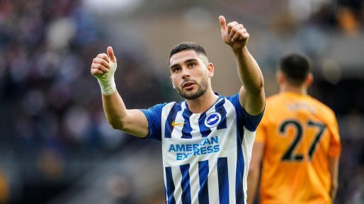 Neal Maupay has the potential to score plenty more goals.
