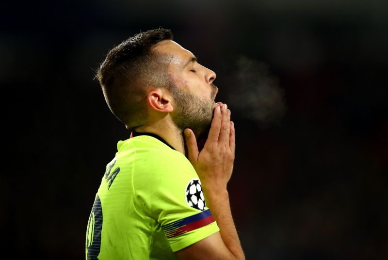 Jordi Alba and Gerard Pique are both in their thirties and will need to be fresh to play significant roles in Barcelona