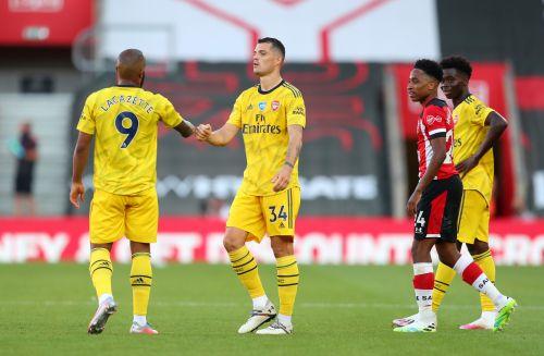 Southampton 0-2 Arsenal: Player ratings for Gunners | Premier ...