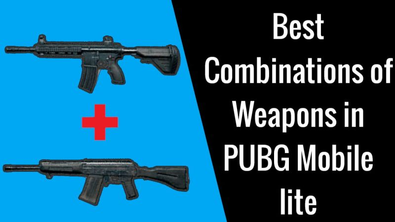 PUBG Mobile Lite: Best weapon combination for beginners