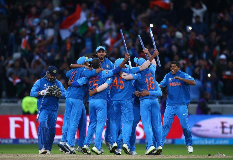 भारतीय टीम ने रचा था इतिहास