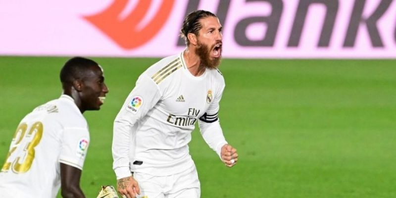 Ramos has been in sublime form for Real Madrid since the La Liga restart