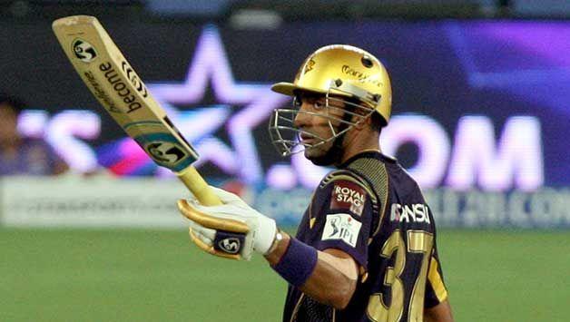 Robin Uthappa: Leading Run-getter of IPL 2014 with 660 runs