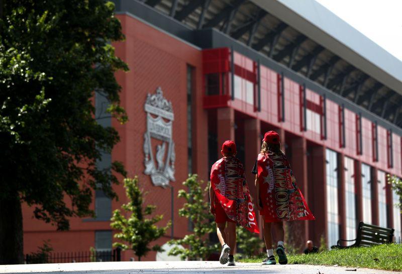 Liverpool: Premier League Champions 2019/20