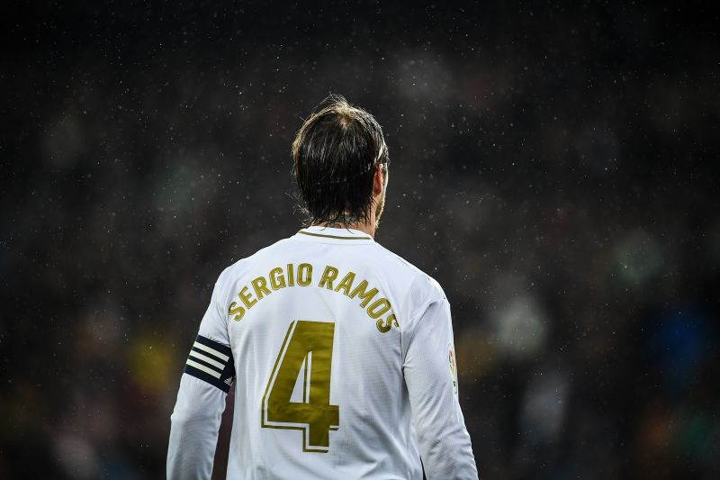 Ramos has been one of the cornerstones of the current Real Madrid team