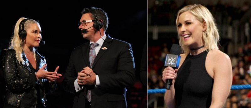 There are a number of different announcements that Renee Young could make on Wednesday