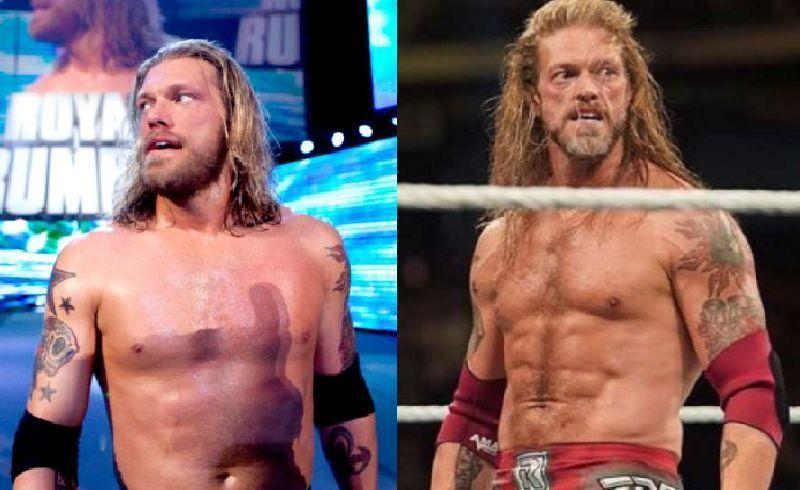 WWE सुपरस्टार ऐज