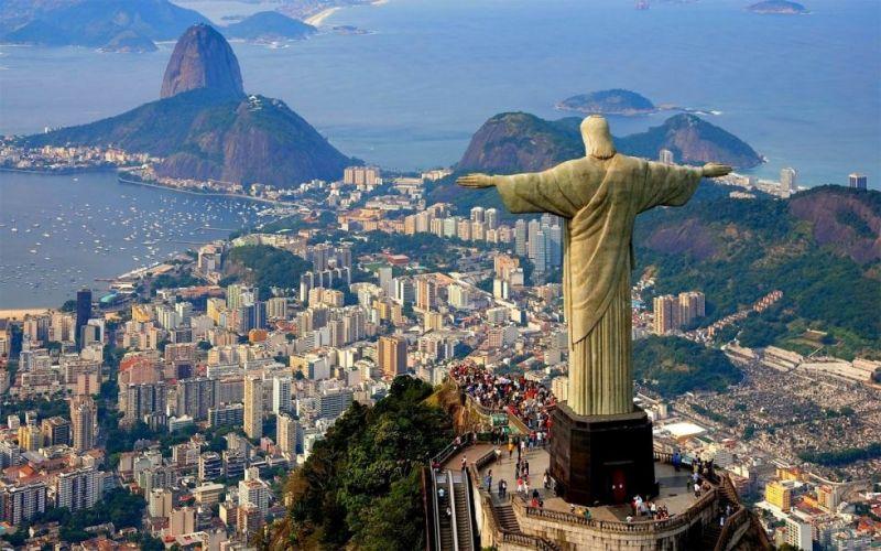 Rio de Janeiro. Image: PandoTrip.com.