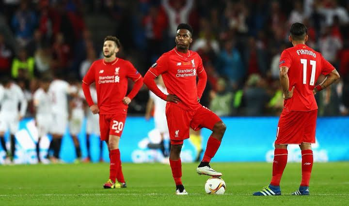 Liverpool reached two Cup finals in 2016.
