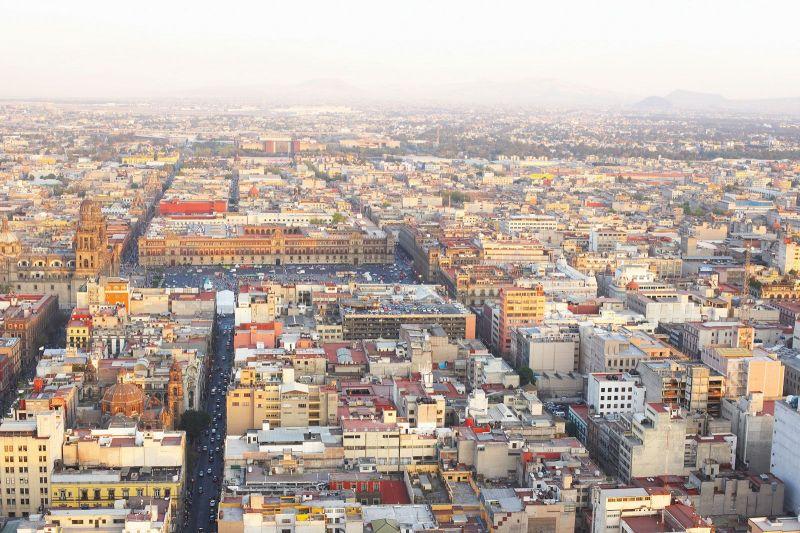 Mexico City. Image: Britannica.