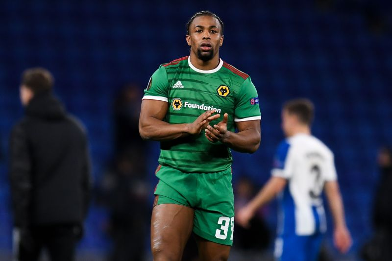 Traore has been in sensational form for Wolves this season