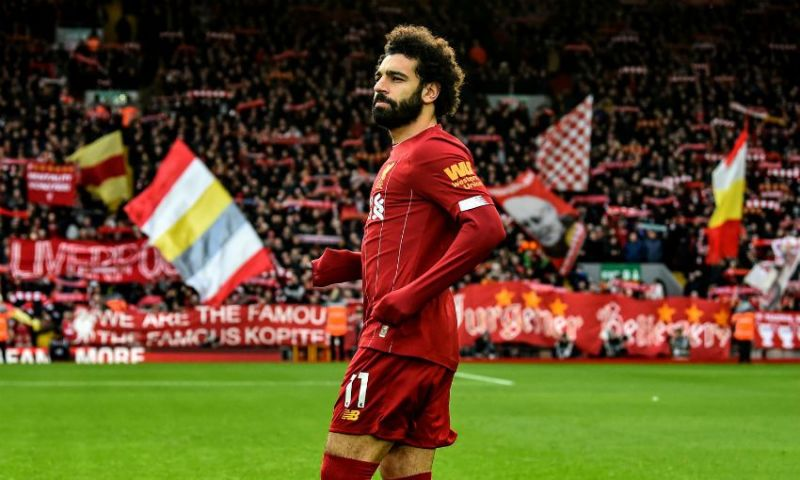 Mo Salah is back to full fitness.